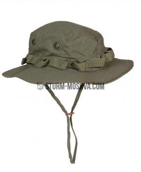 Панама US GI GI JUNGLE HAT олива