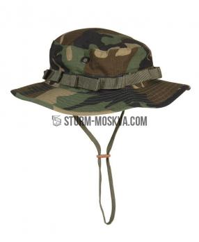 Панама US GI GI JUNGLE HAT WOODLAND вудленд