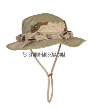 Панама US GI GI JUNGLE HAT 3-COL DESERT дезерт