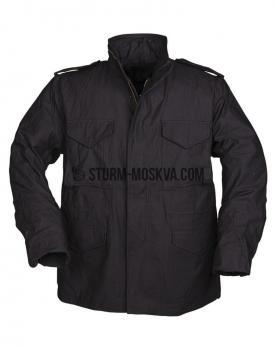 Куртка M65 NYCO TEESAR® черная