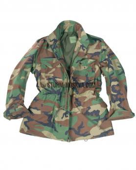 Куртка M65 NYCO TEESAR® W\L вудленд