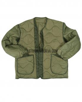 Подстежка к куртке М65 олива