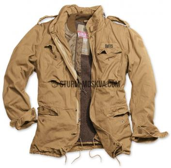 Куртка SURPLUS REGIMENT M65 хаки