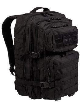 Рюкзак ASSAULT большой черный