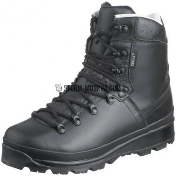 Горные ботинки BW черные