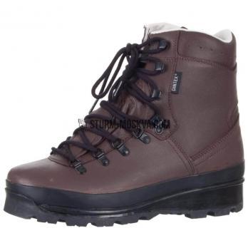 Горные ботинки BW коричневые