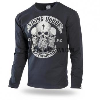 "LONG SLEEVE ""VIKING HORDE II"" BLACK"