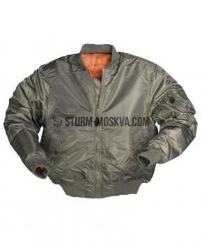 Куртка бомбер STYLE MA1 олива