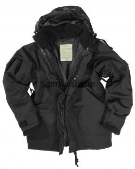 Куртка из мембраны с флисовой подстежкой