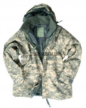 Куртка из мембраны с флисовой подстежкой Ат-Диджитал ACUPAT
