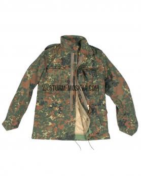 Куртка М65 с подстежкой флектарн
