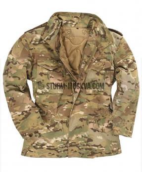 Куртка М65 с подстежкой MULTITARN® multicam