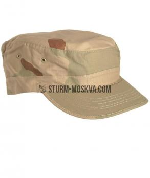 Полевая кепка BDU desert 3-col